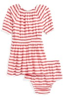 Splendid Infant Girl's Stripe Jersey Dress