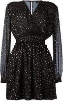 Just Cavalli - robe courte à pois -
