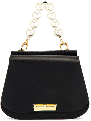 ZAC Zac Posen Chantalle Saddle Chain Crossbody Bag