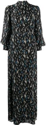 Erdem Floral-Print Maxi Dress