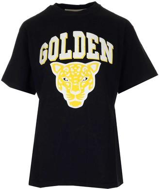 Golden Goose Logo Graphic Print T-Shirt