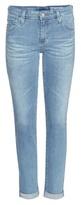 AG Jeans Stilt Roll Up Cropped Denim Jeans