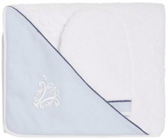 Theophile Patachou Hooded Towel And Cloth Set