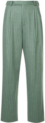 Walk of Shame Striped Tailored Trousers