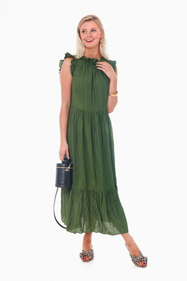 Sea New York Emerald Tessa Sleeveless Maxi