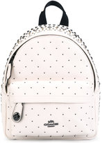 Coach studded mini backpack