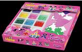 Hama beads Giant Open Gift Box - Pink