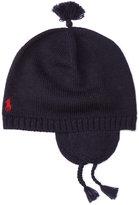 Ralph Lauren Merino Wool Earflap Hat
