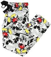 Disney Mickey Mouse Capri Sleep Pants For Women (, 18W-20W)