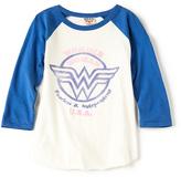 Junk Food Clothing Wonder Woman USA Tee