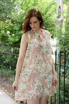 Molly Bracken Floral Halter Dress