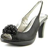 Karen Scott Brandyy Women US 11 Black Slingback Heel