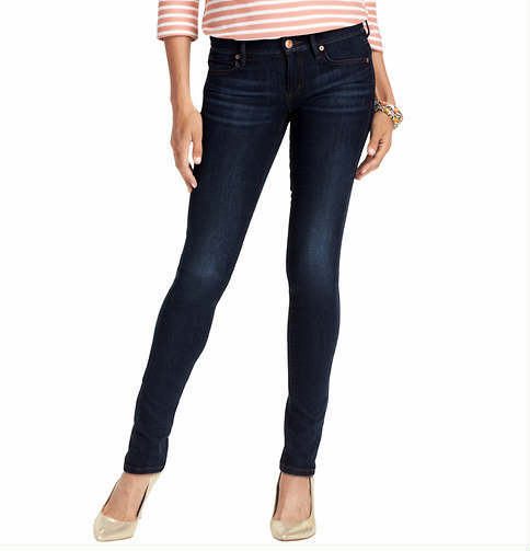 LOFT Tall Modern Skinny Jeans in Hinted Blue Wash