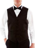 JCPenney Stafford Tuxedo Vest