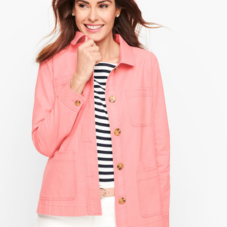 Talbots Casual Cotton Jacket