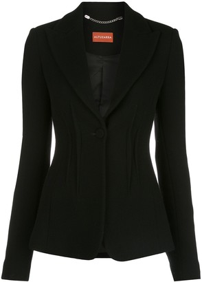 Altuzarra Eleanor fitted blazer