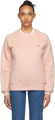 Acne Studios Pink Bla Konst Finnegan Sweatshirt