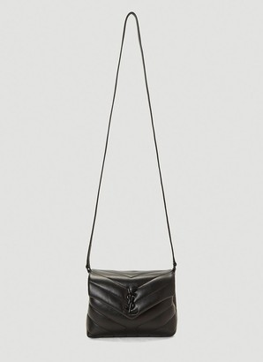 Saint Laurent Loulou Matelasse Toy Shoulder Bag