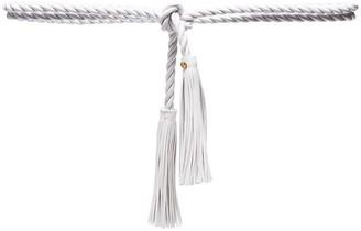 Valentino Rope Tassel Belt