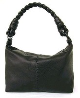 Bottega Veneta - 176259V174B 1000 - Black Handbag