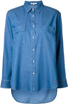 GUILD PRIME denim shirt - women - Cotton/Nylon/Cupro - 36