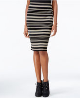 Rachel Roy Striped Pencil Skirt, Only at Macy's