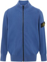 Stone Island Junior Cardigan