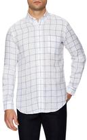 Timo Weiland Classic Windowpane Sportshirt