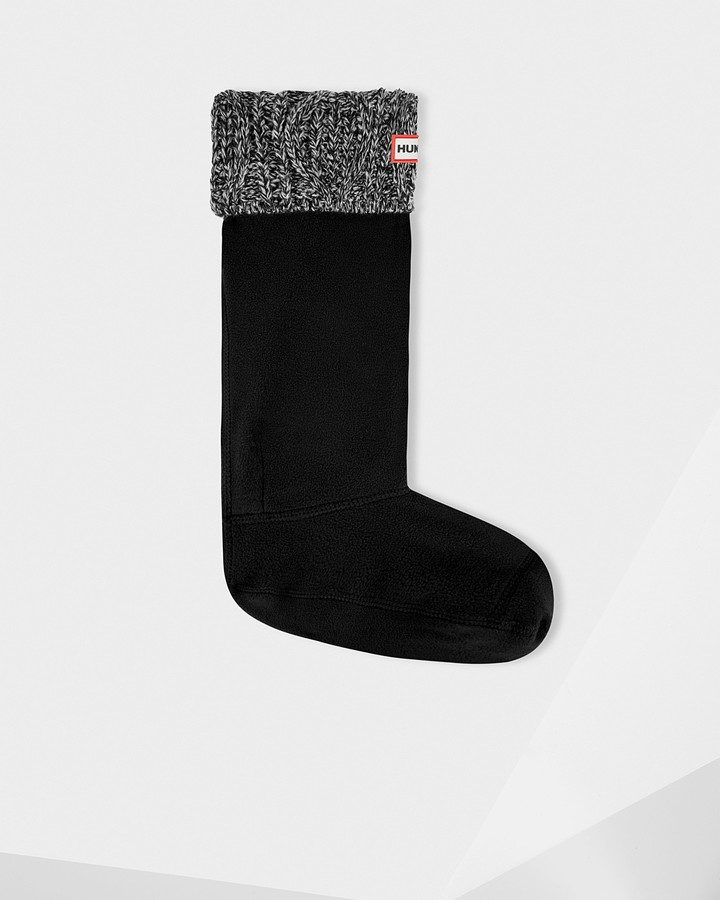 Thumbnail for your product : Hunter Original Cable Cuff Tall Boot Socks