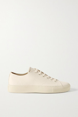 Common Projects Achilles Canvas Sneakers - Cream