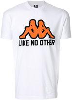 Kappa logo print T-shirt