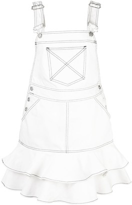 Opening Ceremony x Chloe Sevigny suspender mini dress