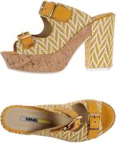 Manas Design Sandals - Item 11117446
