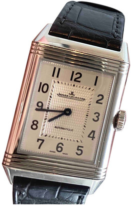 Jaeger-LeCoultre Reverso Black Steel Watches