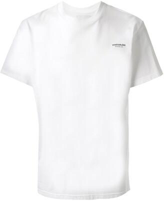 Yoshio Kubo back stars print T-shirt