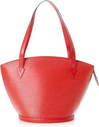 Louis Vuitton Epi Saint-Jacques Shoulder Bag - Vintage