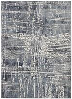 Nourison Urban Decor Slate Rustic Rug