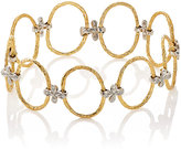 Cathy Waterman Women's Flower & Branch Bracelet