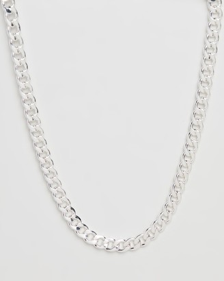 Chained & Able Cuban Link Chain Necklace