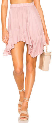 Free People Easy Does It Half Slip Skirt