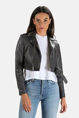 IRO Leufy Leather Jacket
