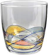 Artland Set Of Four 10Oz Helios Double Old Fashioned Glasses