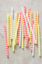 Anthropologie Pastel Party Candles