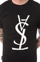 """Yves Saint Laurent """"STA not YSL"""" Tee"""