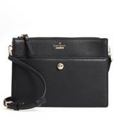 Kate Spade Steward Street Clarise Leather Shoulder Bag - Black