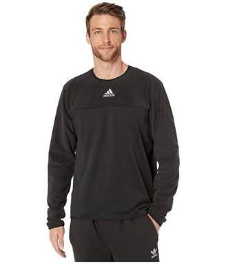 adidas Team Issue Crew Neck Sweatshirt
