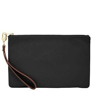 Fossil Women's Gift Leather Wristlet Wallet