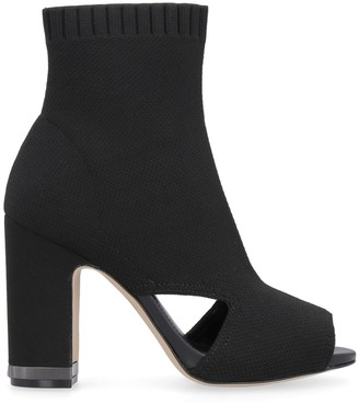 Michael Kors Knitted Ankle Boots