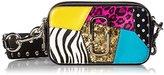 Marc Jacobs Punk Patchwork Snapshot Mini Bag