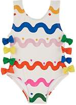 Stella McCartney Infants' Lisa Bow-Appliquéd One-Piece Swimsuit